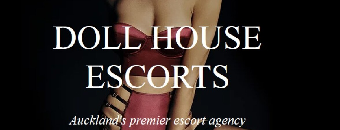 New Zealand Escorts-Doll House Escorts-4 banner ads displayed at the bottom of homepage--Auckland-escorts--Escorts