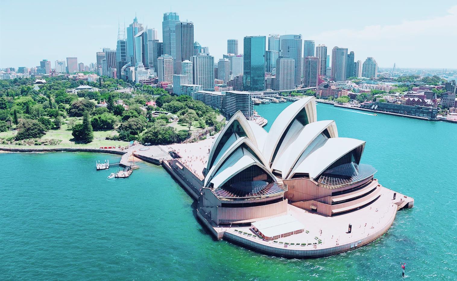 Escorting with touring Australia