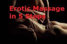 Erotic Massage in Five Steps